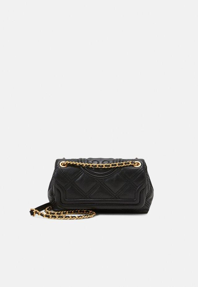 FLEMING SOFT MINI BAG - Taška spříčným popruhem - black
