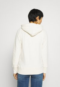GAP - EASY - Zip-up hoodie - oatmeal heather - 2