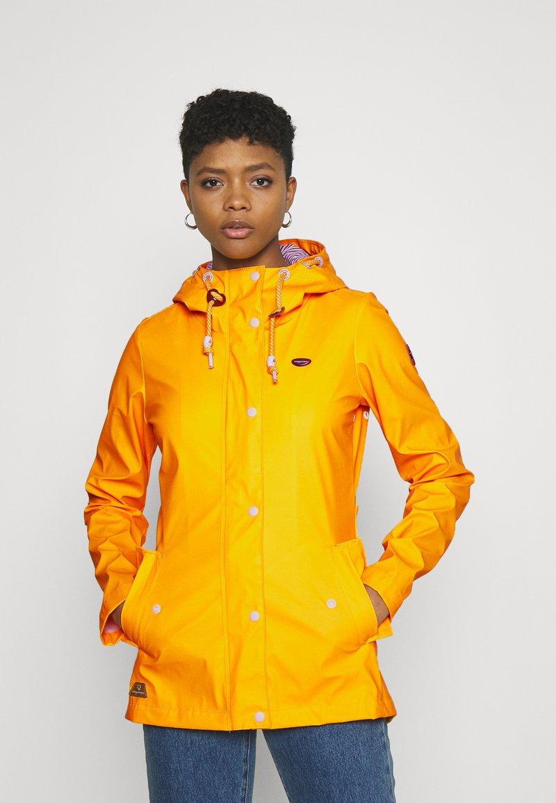 Ragwear - MARGE - Summer jacket - yellow