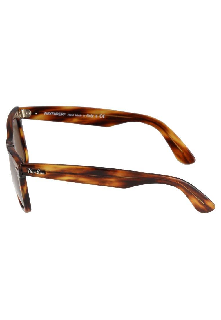 Najwyżej oceniane Gorąca wyprzedaż Ray-Ban ORIGINAL WAYFARER - Okulary przeciwsłoneczne - tortoise/crystal brown | Akcesoria męskie 2020 tuL0C