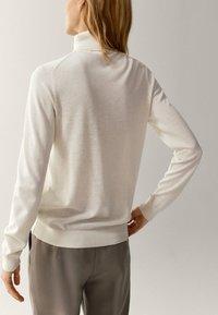 Massimo Dutti - Sweatshirt - beige - 1