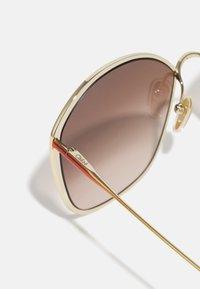 Chloé - Occhiali da sole - brown - 4