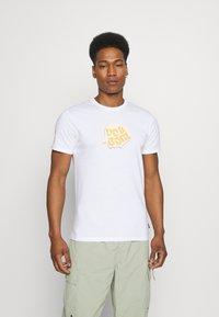 Volcom - M. LOEFFLER FA SS - Print T-shirt - white - 2