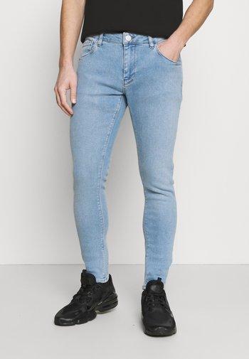 IKI - Jeans Skinny Fit - light blue denim