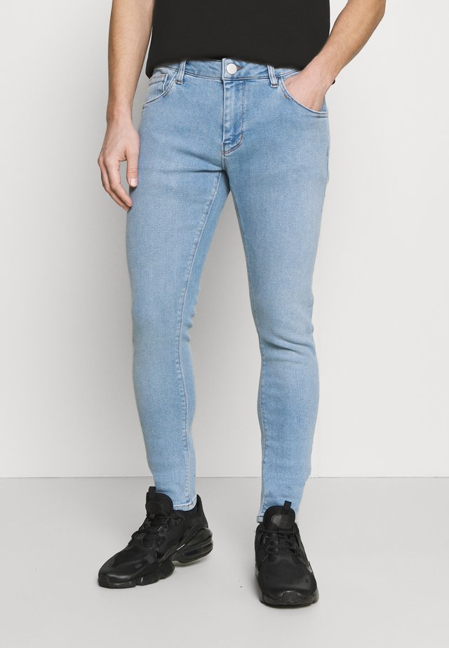 IKI - Jeans Skinny Fit - light blue denim
