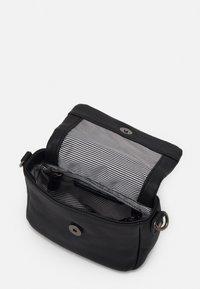 FREDsBRUDER - MIEZE - Across body bag - black - 2