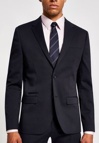 River Island - Blazer jacket - navy - 1