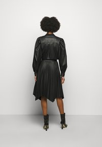 DESIGNERS REMIX - MARIE PLEATED SKIRT - Jupe plissée - black - 2