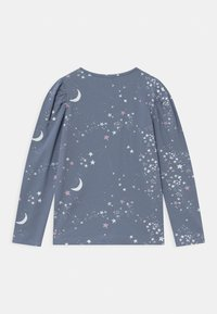 Lindex - MINI TOPPUFFSLEEVE PLACEMENT PRINT - Longsleeve - dusty blue - 1
