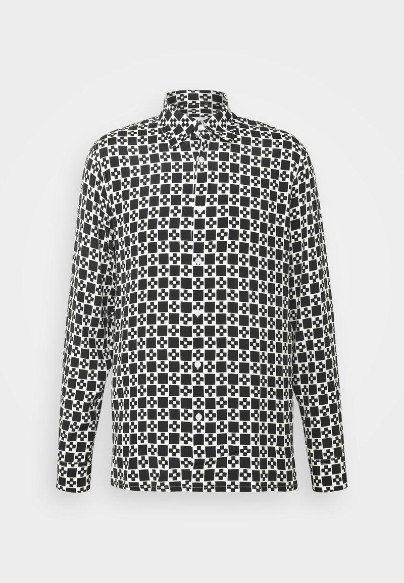 sandro - CROSS - Shirt - noir