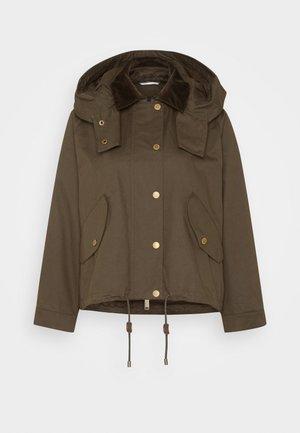 SANDALO - Winter jacket - khaki green