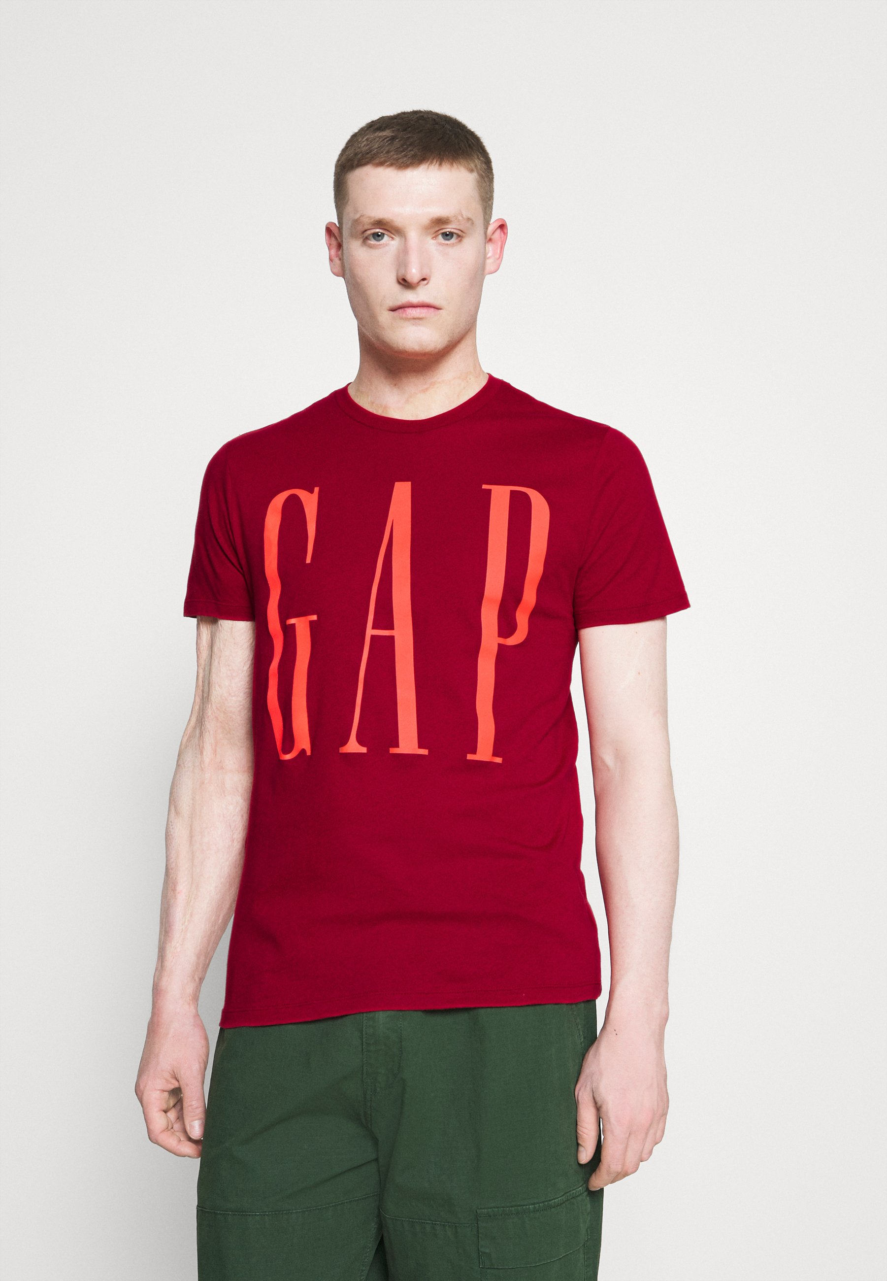 Men CORP LOGO  - Print T-shirt