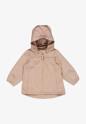 Light jacket - fawn melange