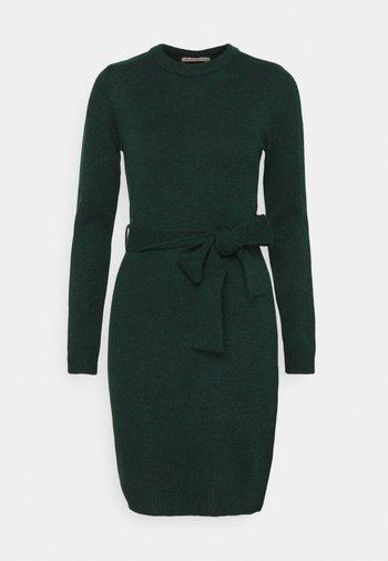 Robe fourreau - dark green