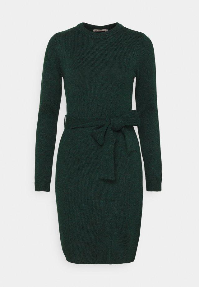 Jumper dress - Sukienka etui - dark green