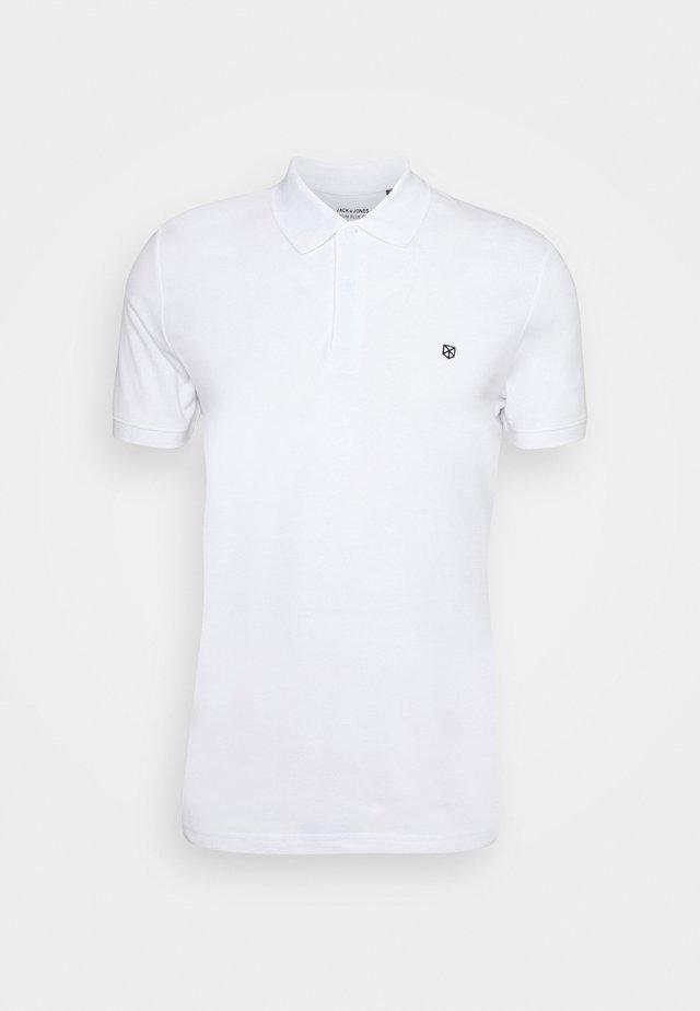 JPRBLABOOSTER - Polo shirt - white