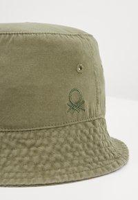 Benetton - HAT - Hat - khaki - 2