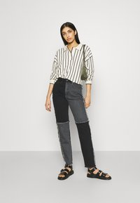 The Ragged Priest - EQUILIBRIUM - Jeans straight leg - charcoal/grey - 1