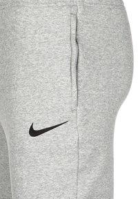 Nike Performance - PARK 20  - Pantalones deportivos - dark grey heather / black - 2