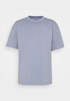 OVERSIZED  - T-paita - grey blue