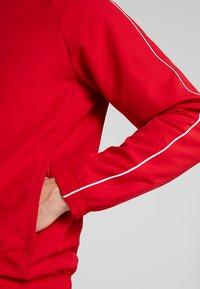 adidas Performance - CORE 18 - Training jacket - powred/white - 3