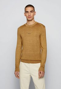 BOSS - Jumper - beige - 0
