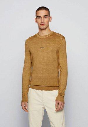 Jumper - beige