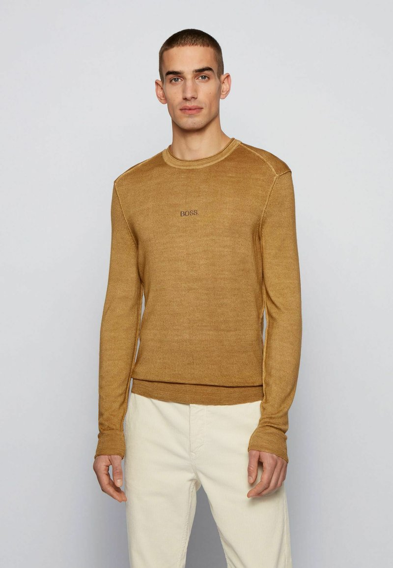 BOSS - Jumper - beige