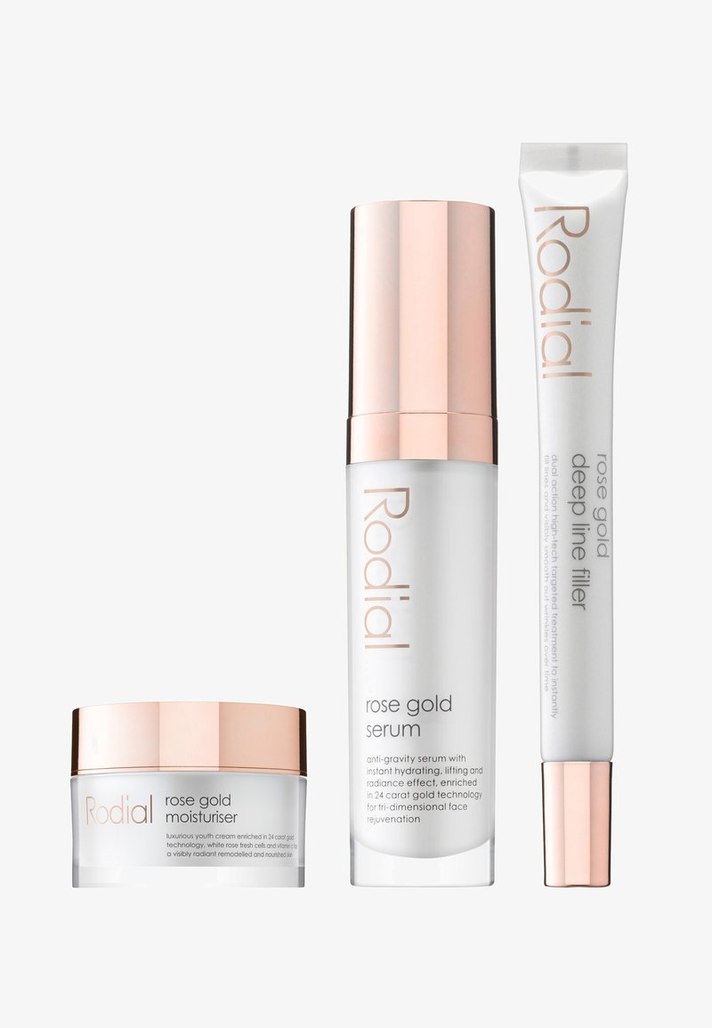 Rodial - ROSE GOLD COLLECTION - Skincare set - -