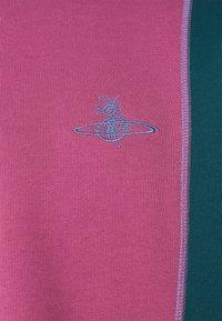 Vivienne Westwood - SLOUNGE - Sweatshirt - green/pink - 5