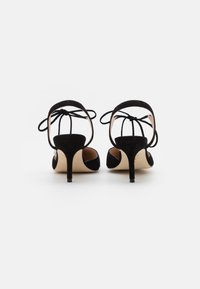 Stuart Weitzman - ORION  - Lace-up heels - black - 3