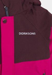 Didriksons - LUN KIDS - Kurtka zimowa - lilac - 4