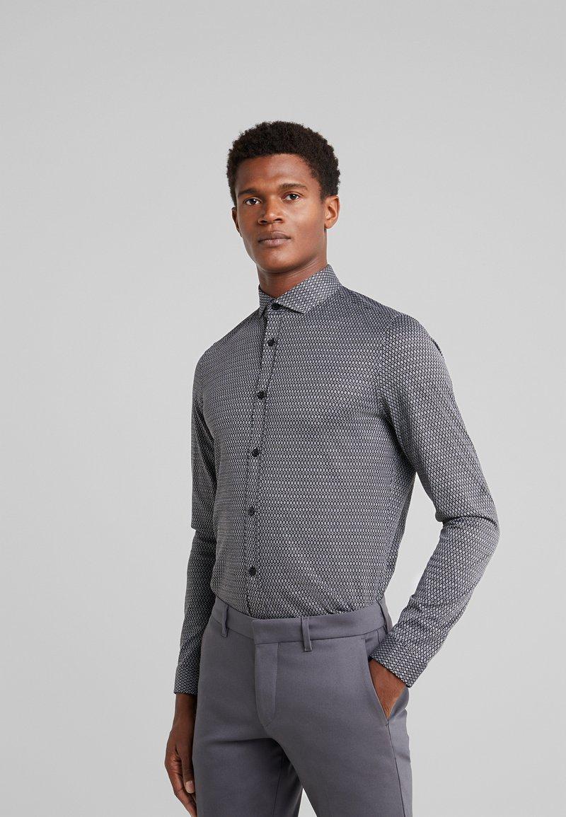 DRYKORN - SOLO - Zakelijk overhemd - dark grey
