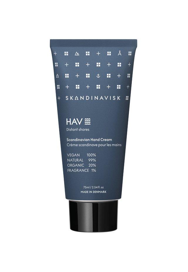HAND CREAM - Handcrème - hav