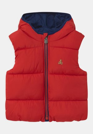 WARMEST UNISEX - Chaleco - modern red