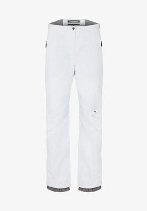 WATSON - Spodnie narciarskie - white