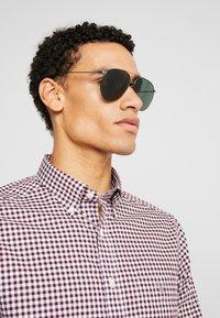 Burberry - Sunglasses - gunmetal/matte green - 1