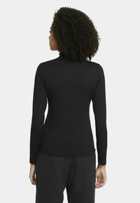 Nike Sportswear - MOCK - Topper langermet - black - 2
