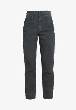 CURVY - Trousers - willow green