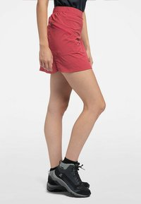 Haglöfs - LITE SKORT - Sports skirt - brick red - 2