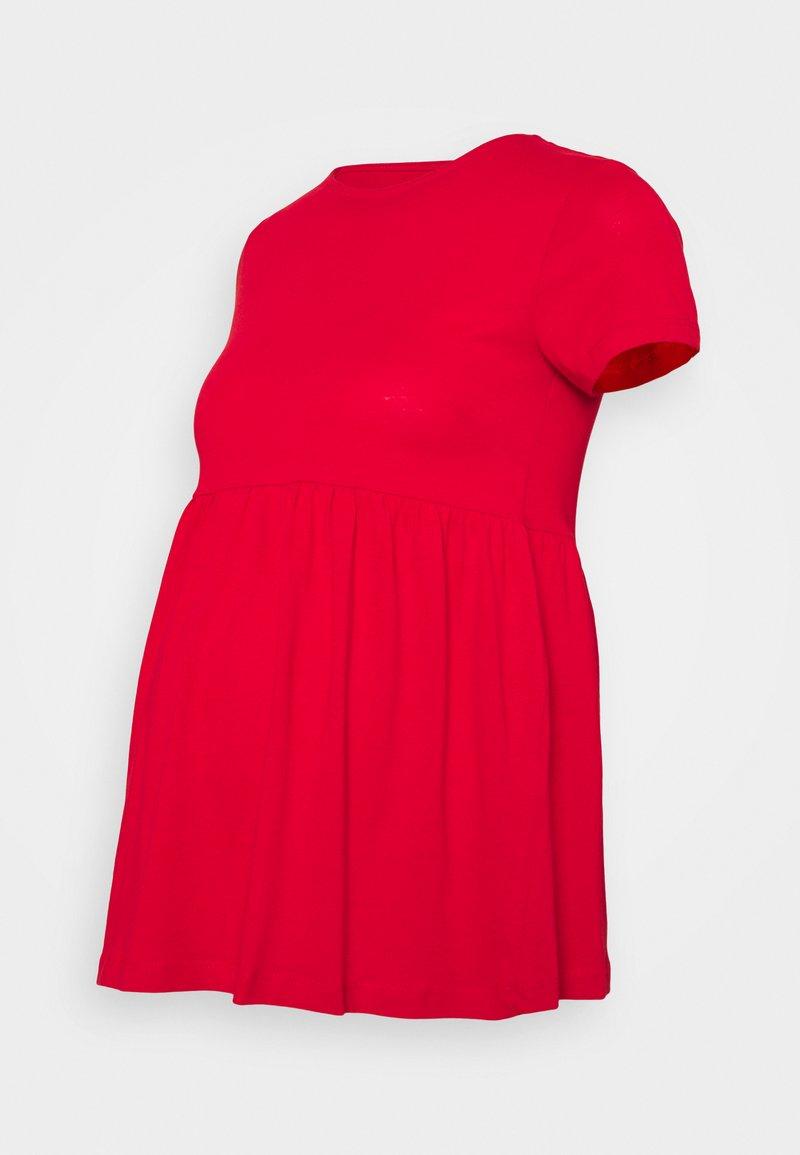 Anna Field MAMA - T-shirt basic - red