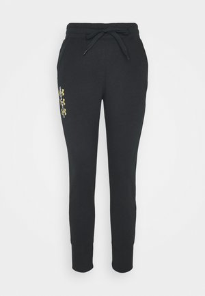RIVAL PANTS - Verryttelyhousut - black