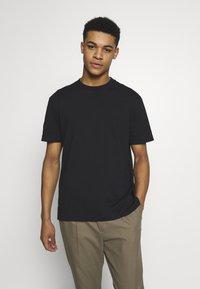 AllSaints - MUSICA - Basic T-shirt - black - 0