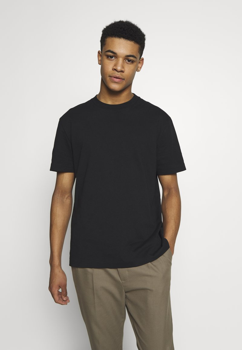 AllSaints - MUSICA - Basic T-shirt - black