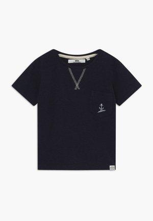 GILBERT TEE - T-shirt con stampa - ebbe navy
