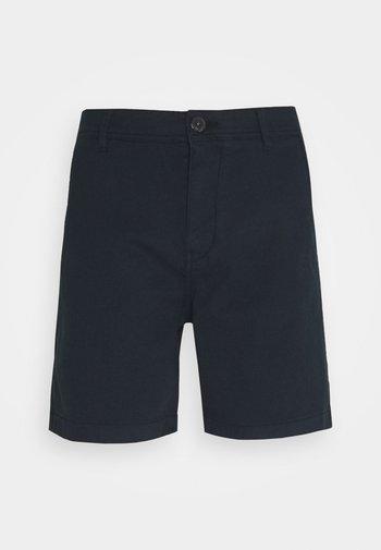SLHSTORM FLEX - Shorts - dark sapphire/mix black
