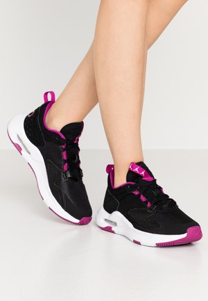 JORDAN AIR CADENCE - Zapatillas - black/white/cactus flower
