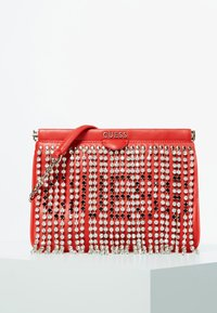 Guess - Across body bag - red - 0