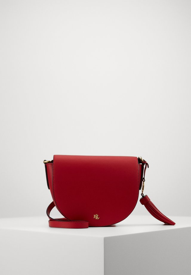 WITLEY CROSSBODY SMALL - Across body bag - red