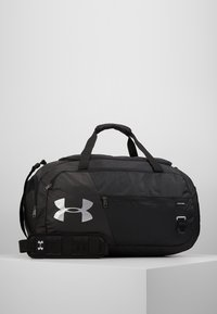 Under Armour - UNDENIABLE DUFFEL 4.0 - Torba sportowa - black/silver - 1